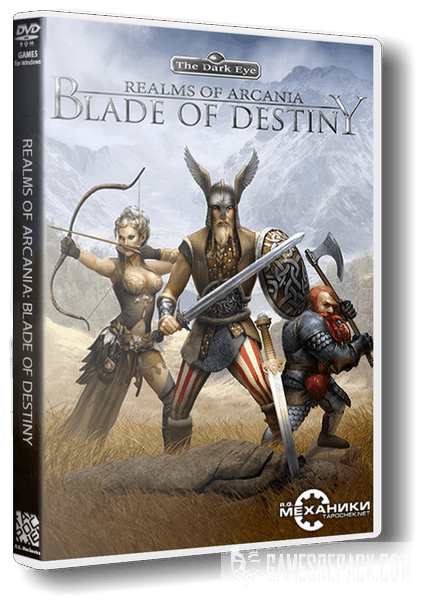 Realms of Arkania: Blade of Destiny (ENG) [RePack] от R.G. Механики