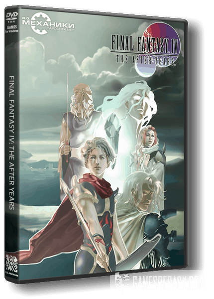 Final Fantasy IV: The After Years (RUS|ENG|MULTI7) [RePack] от R.G. Механики