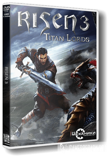 Risen 3 - Complete Edition (RUS|ENG|GER) [RePack] от R.G. Механики