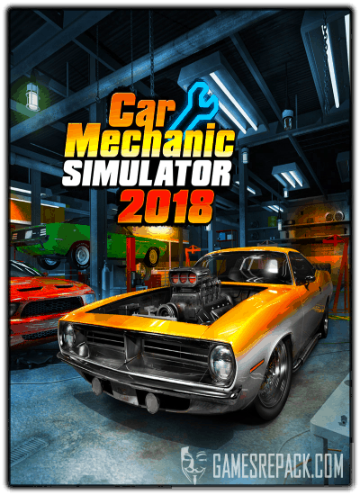 Car Mechanic Simulator 2018 - Plymouth (PlayWay S.A.) (RUS|ENG|MULTi16)  [L]