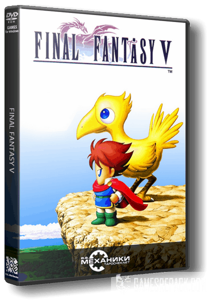 Final Fantasy V (RUS|ENG|MULTI7) [RePack] от R.G. Механики