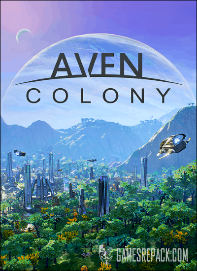 Aven Colony - The Expedition (Team17 Digital Ltd) (RUS|ENG|MULTi7) [L]