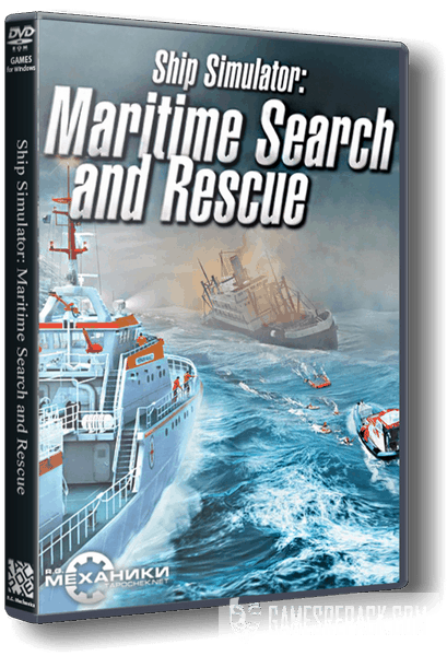 Ship Simulator: Maritime Search and Rescue (ENG|MULTI4) [RePack] от R.G. Механики