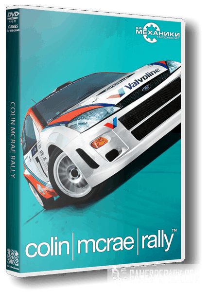 Colin McRae Rally Remastered (ENG|MULTI5) [RePack] от R.G. Механики
