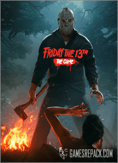 Friday the 13th: The Game | Пятница 13-е (Gun Media) (RUS|ENG|MULTi7) [L]