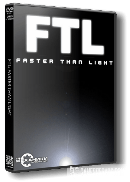 FTL - Faster Than Light (RUS|ENG) [RePack] от R.G. Механики