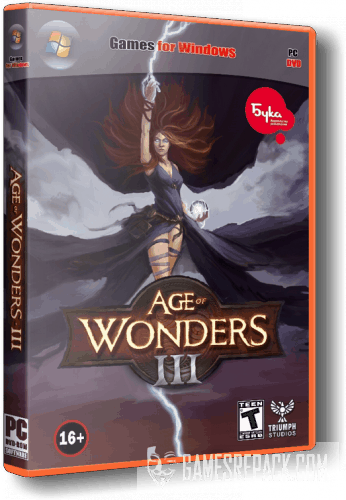 Age Of Wonders 3: Deluxe Edition (Triumph Studios) (RUS|ENG) [RePack] от xatab