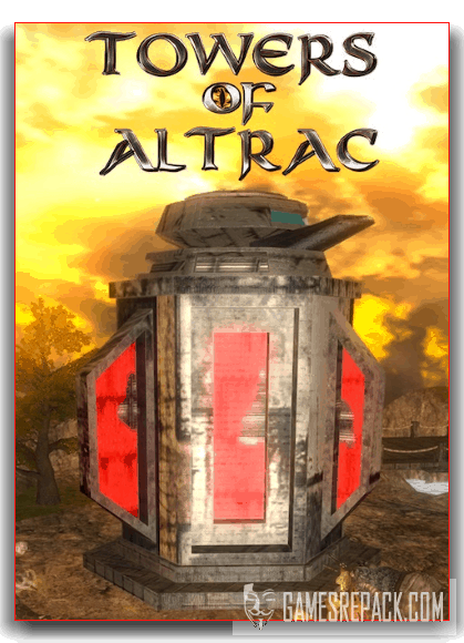 Towers of Altrac - Epic Defense Battles (Cybertron Design Studios) (RUS|ENG|GER) [Repack] от xatab