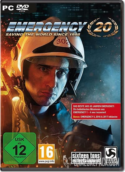EMERGENCY 20 (Sixteen Tons Entertainment) (RUS|ENG) (RePack) от xatab