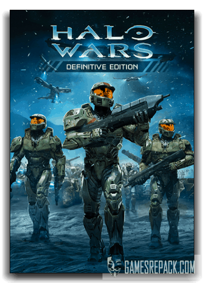 Halo Wars: Definitive Edition (Microsoft Studios) (RUS|ENG) [RePack] от xatab