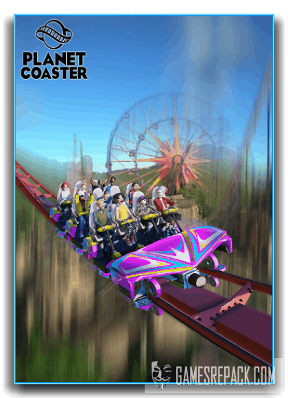 Planet Coaster - Cedar Point's Steel Vengeance (Frontier Developments) (RUS|ENG) [Repack] от xatab