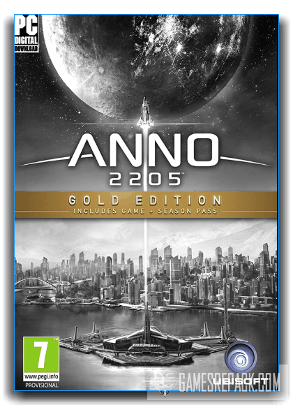 Anno 2205™ Gold Edition ( Ubisoft) (RUS|ENG) [Repack] от xatab