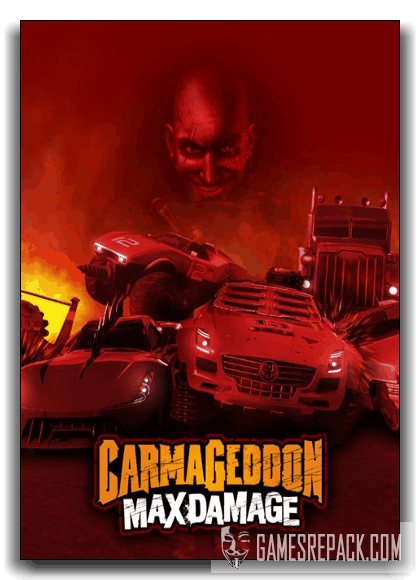 Carmageddon: Max Damage (Stainless Games Ltd) (RUS|ENG) [RePack] от xatab