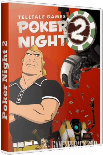 Poker Night 2 (Telltale Games) (RUS|ENG) [Repack] от xatab