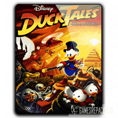 DuckTales: Remastered (Capcom)(Update 3) (RUS\ENG) [RePack] от xatab