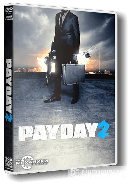 PAYDAY 2: Ultimate Edition (RUS|ENG) [RePack] от R.G. Механики