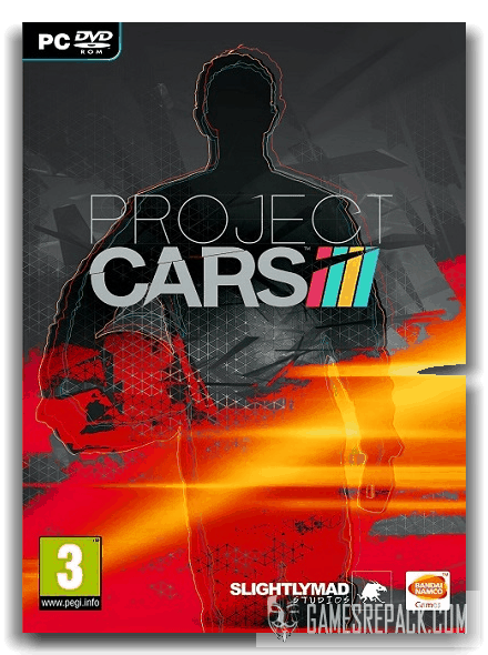 Project CARS (Slightly Mad Studios) (RUS|ENG|GER) [Repack] от xatab