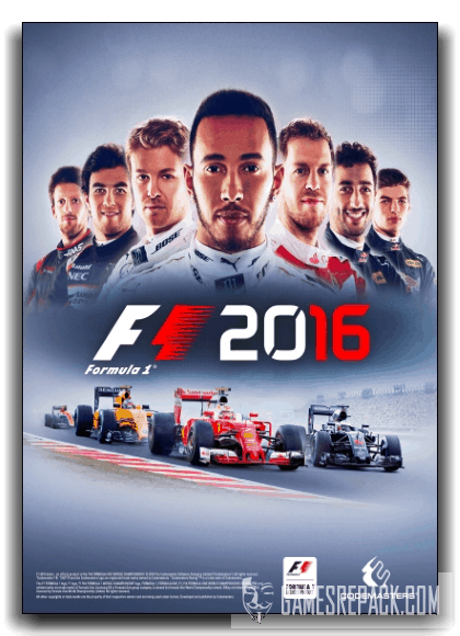 F1 2016 (Codemasters) (RUS|ENG|MULTi10) (2ХDVD9)[RePack] от xatab