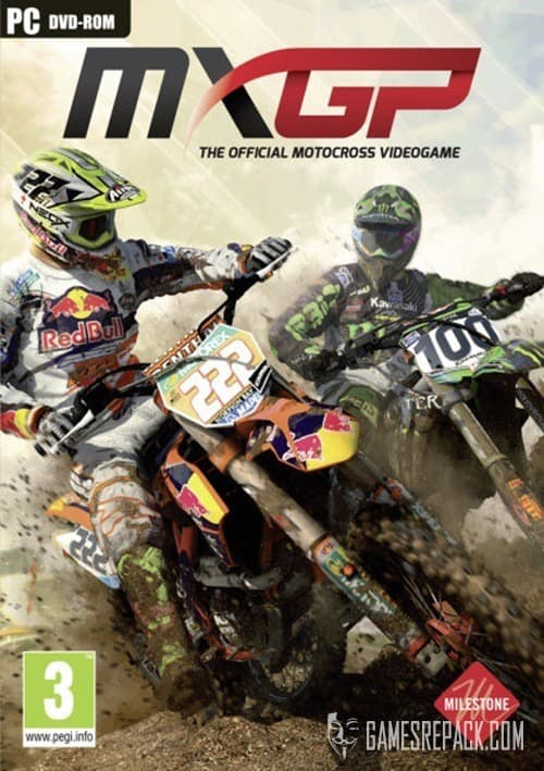 MXGP - The Official Motocross Videogame (Plug In Digital / Milestone) ( RUS/MULTI) [Repack] от xatab
