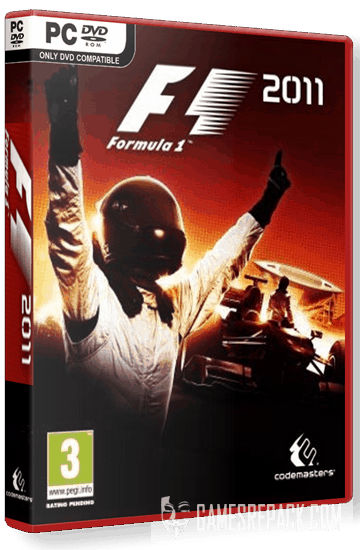 F1 2011 (Codemasters) (RUS\ENG) [Repack] by xatab