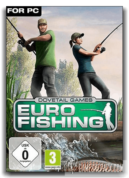 Euro Fishing: Urban Edition (Dovetail Games - Fishing) (RUS/ENG) [RePack] by xatab