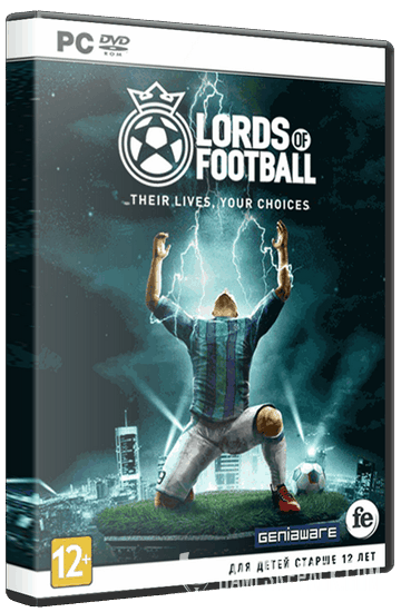 Lords of Football (Fish Eagle) (RUS/ENG/Multi) [Repack] От xatab