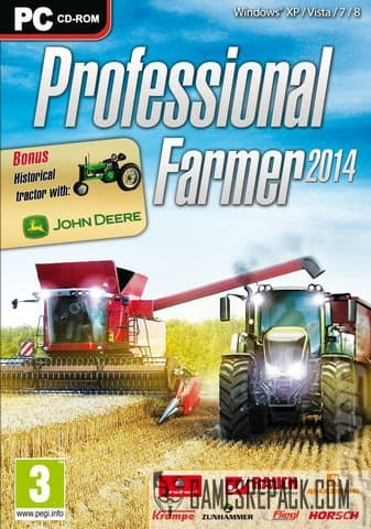 Professional Farmer 2014 -Platinum Edition (UIG Entertainment) (RUS|ENG) [Repack] от xatab