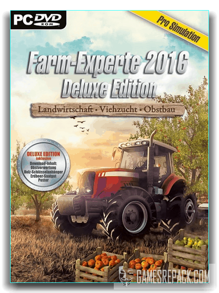 Farm Expert 2016 (Ravenscourt, PlayWay Inc) (RUS|ENG) [Repack] от xatab
