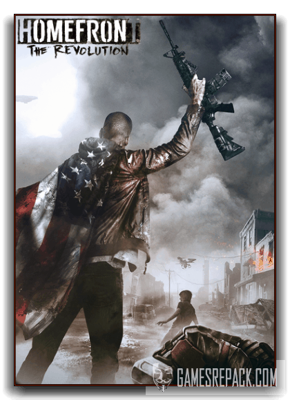 Homefront: The Revolution. Freedom Fighter Bundle (Deep Silver) (RUS|ENG) [RePack] от xatab