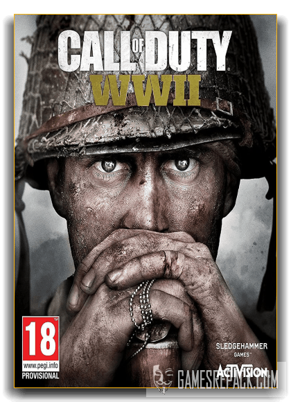 Call of Duty WWII - Digital Deluxe Edition (Activision) (RUS|ENG) [RePack] от xatab