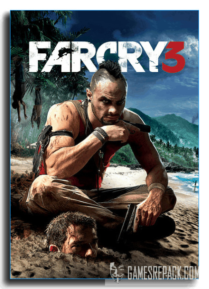 Far Cry 3 Deluxe Edition (Ubisoft Entertainment) (RUS|ENG) [RePack] от xatab