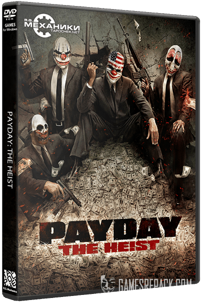 PAYDAY: The Heist (MULTi5) [Repack] от R.G. Механики