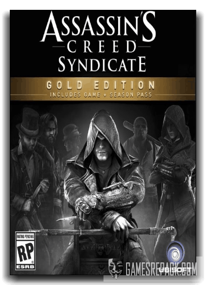 Assassin's Creed: Syndicate - Gold Edition (Ubisoft Entertainment) (RUS|ENG) [Repack] от xatab