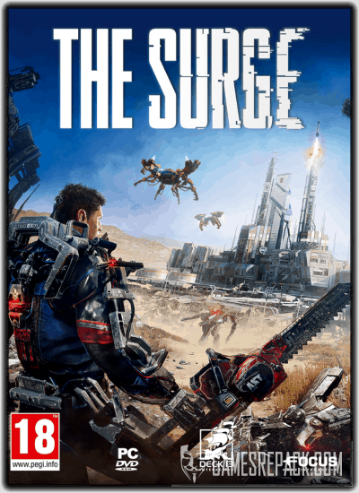 The Surge (Focus Home Interactive) (RUS|ENG) [RePack] от xatab