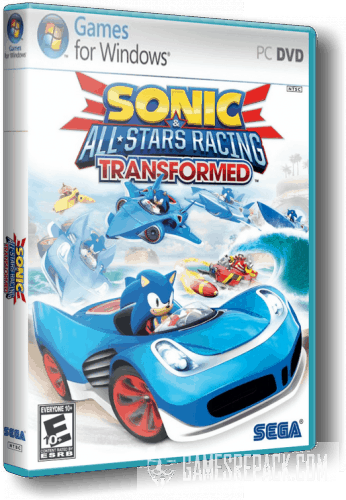 Sonic And All-Stars Racing Transformed (ENG|MULTi4|ENG) (Repack) от xatab