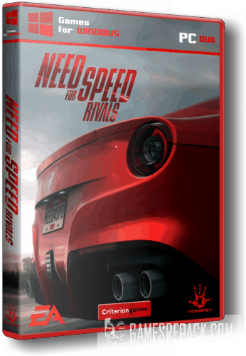 Need For Speed Rivals Digital Deluxe Edition (Electronic Arts) (RUS|RUS) Repack от xatab