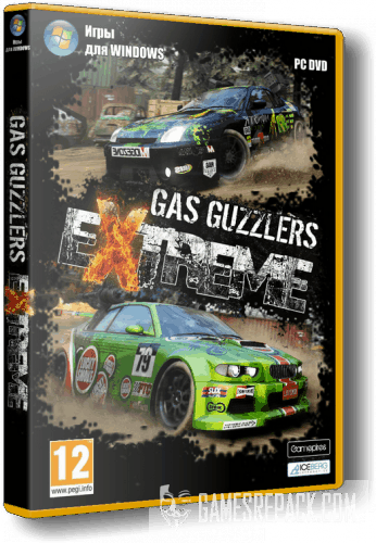 Gas Guzzlers Extreme (Iceberg Interactive) (RUS|ENG) [Repack] от xatab