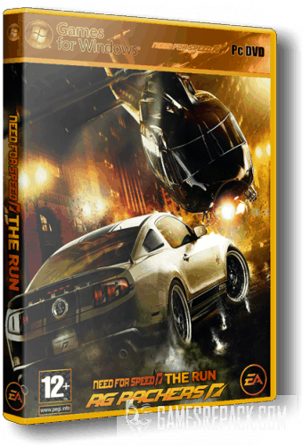 Need for Speed: The Run Limited Edition (Electronic Arts) (RUS|RUS) [RePack] от xatab