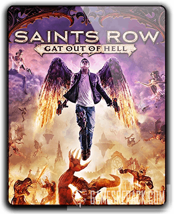 Saints Row: Gat out of Hell (2015) RePack  от qoob