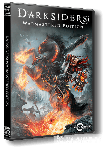 Darksiders: Warmastered Edition (RUS|ENG|MULTI13) [RePack] от R.G. Механики