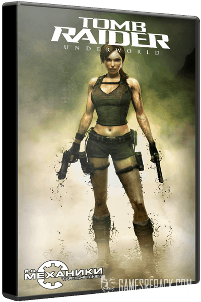 Tomb Raider: Underworld (RUS|ENG|MULTI7) [RePack] от R.G. Механики