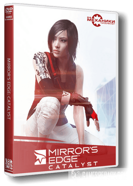 Mirror's Edge: Catalyst (RUS|ENG) [RePack] от R.G. Механики