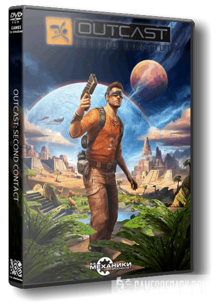 Outcast: Second Contact (RUS|ENG|MULTI7) [RePack] от R.G. Механики