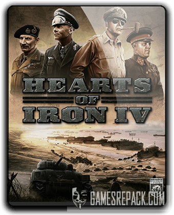 Hearts of Iron IV Field Marshal Edition (2016) RePack от qoob