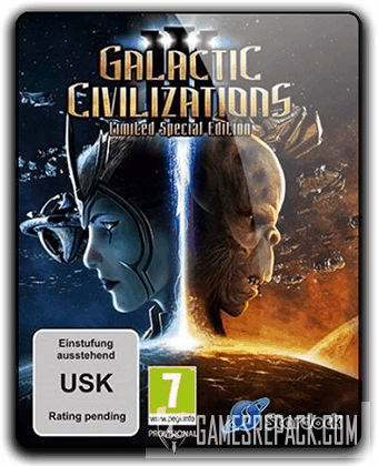 Galactic Civilizations III Gold (2015) RePack от qoob