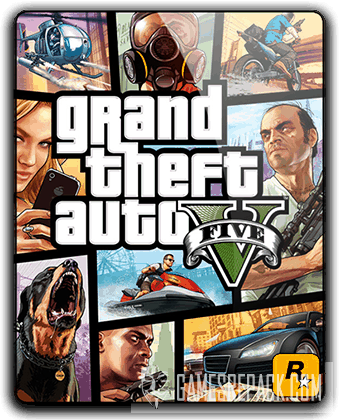 GTA 5 Grand Theft Auto V  (2015) RePack от qoob