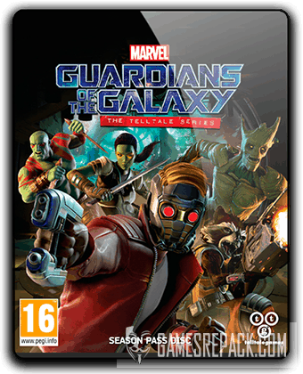 Marvel's Guardians of the Galaxy: The Telltale Series - Episode 1-5 (2017) RePack от qoob