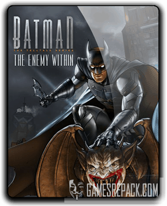 Batman: The Enemy Within - Episode 1-3 (2017) RePack от qoob