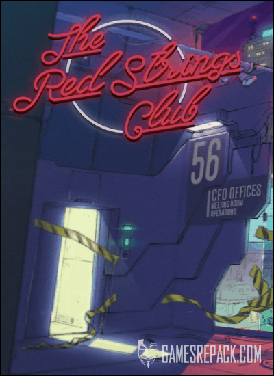 The Red Strings Club (Devolver Digital) (RUS|ENG|MULTi7) [GOG]