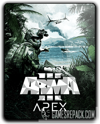 Arma 3 Apex Edition (2013) RePack от qoob